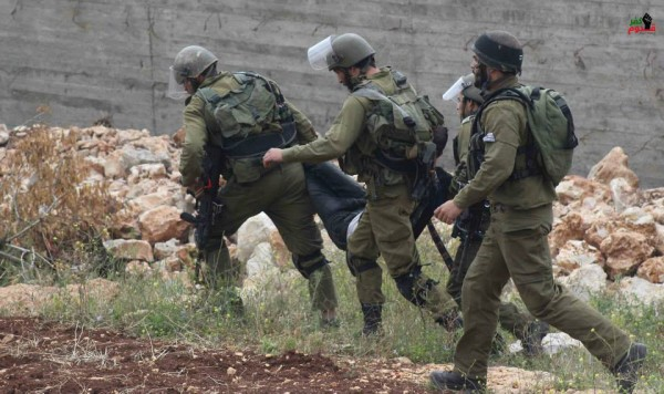 Israeli forces shot five in Kafr Qaddum