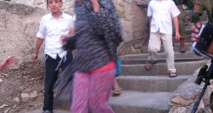 Settler attack in Al Khalil (Hebron)