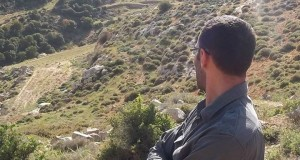 Palestinian prisoner, Mahmoud Abujoad Frarjah