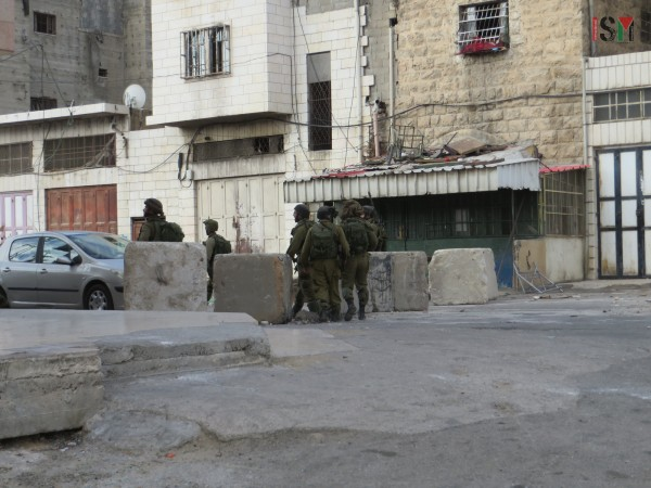 Israeli forces further restricting Palestinian freedom of movement with additional roadblocks