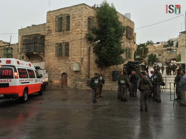 Palestinian ambulance denied access to critically injured Dania