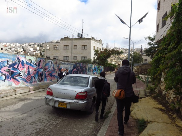 Human rights monitoring work in Hebron (al-Khalil)