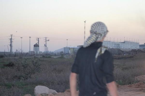Demonstration in Gaza
