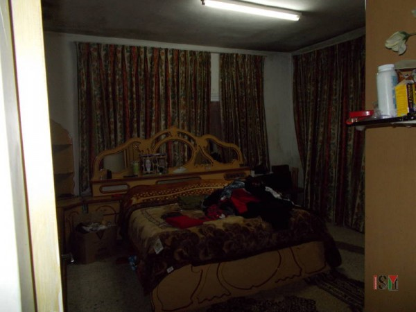 One of the main bedrooms.