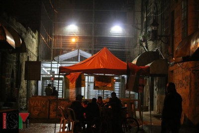 tent at night wm