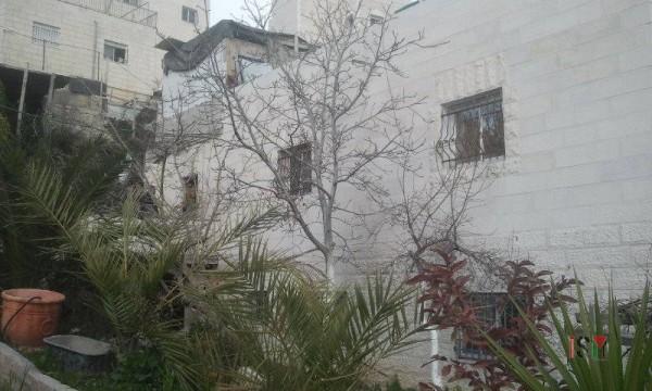 Salah Abukaf's home