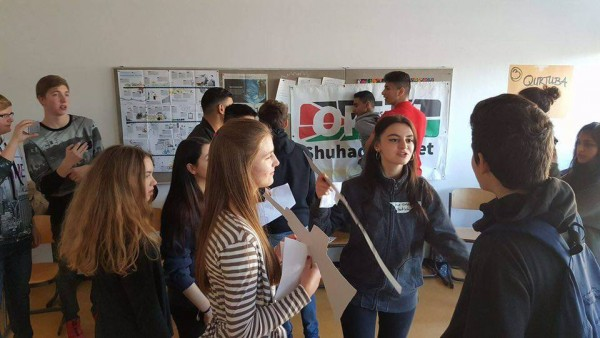 Open Shuhada Street campaign in Europe