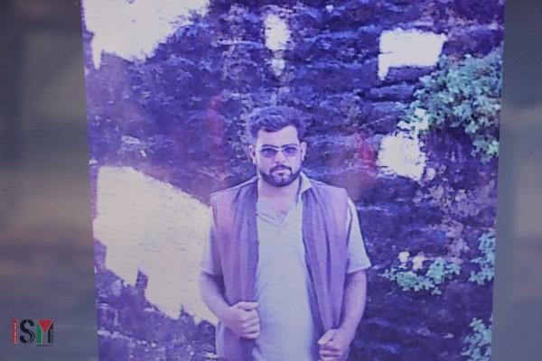 Heesham's son killed in Syria wm 2