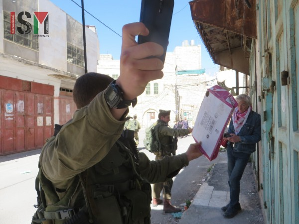 Israeli forces preventing observers from documenting