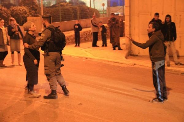 Infamous and violent settler, Anat Cohen