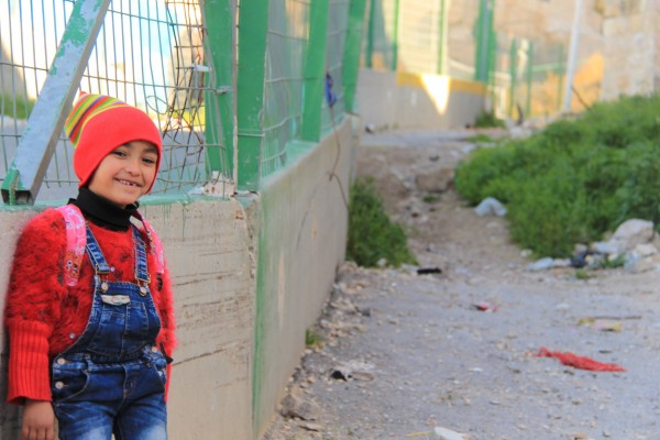 Palestinian children still find happiness in an apartheid regime