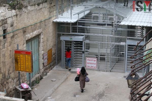 Shuhada Checkpoint (Checkpoint 56)
