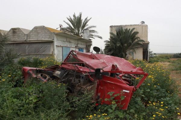 vehicle of Mohamed's family