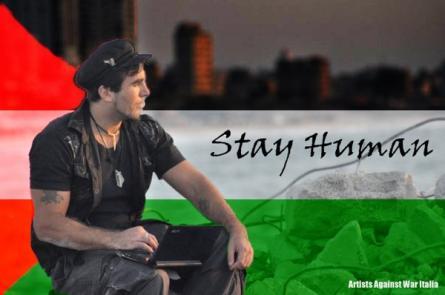 Gaza: Stay Human