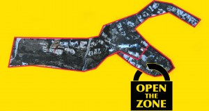 Open the Zone Logo