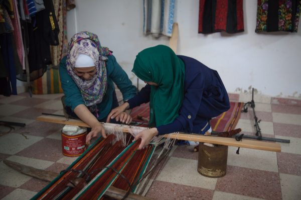 Women in Hebron-1
