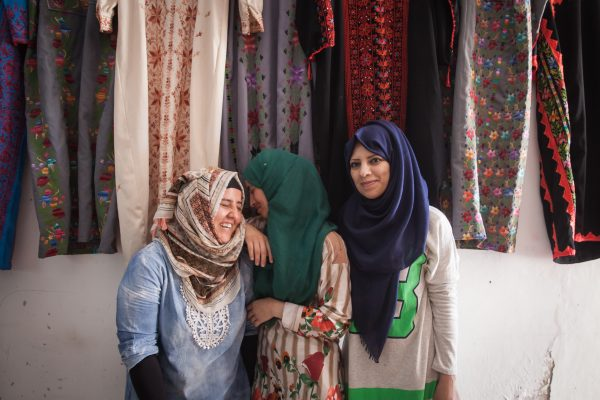 Women in Hebron-11