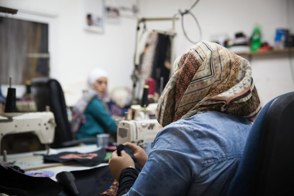Women in Hebron-7