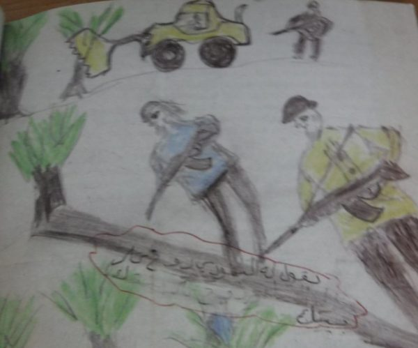 children-and-soldiers
