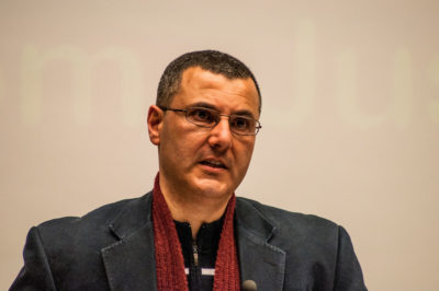 Omar Barghouti is one of the founders of the Boycott, Divestment and Sanctions movement