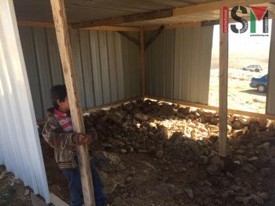 The new home at Umm al-Khair