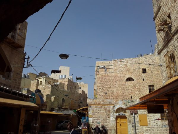 The Old City, Al-Khalil, occupied Palestine