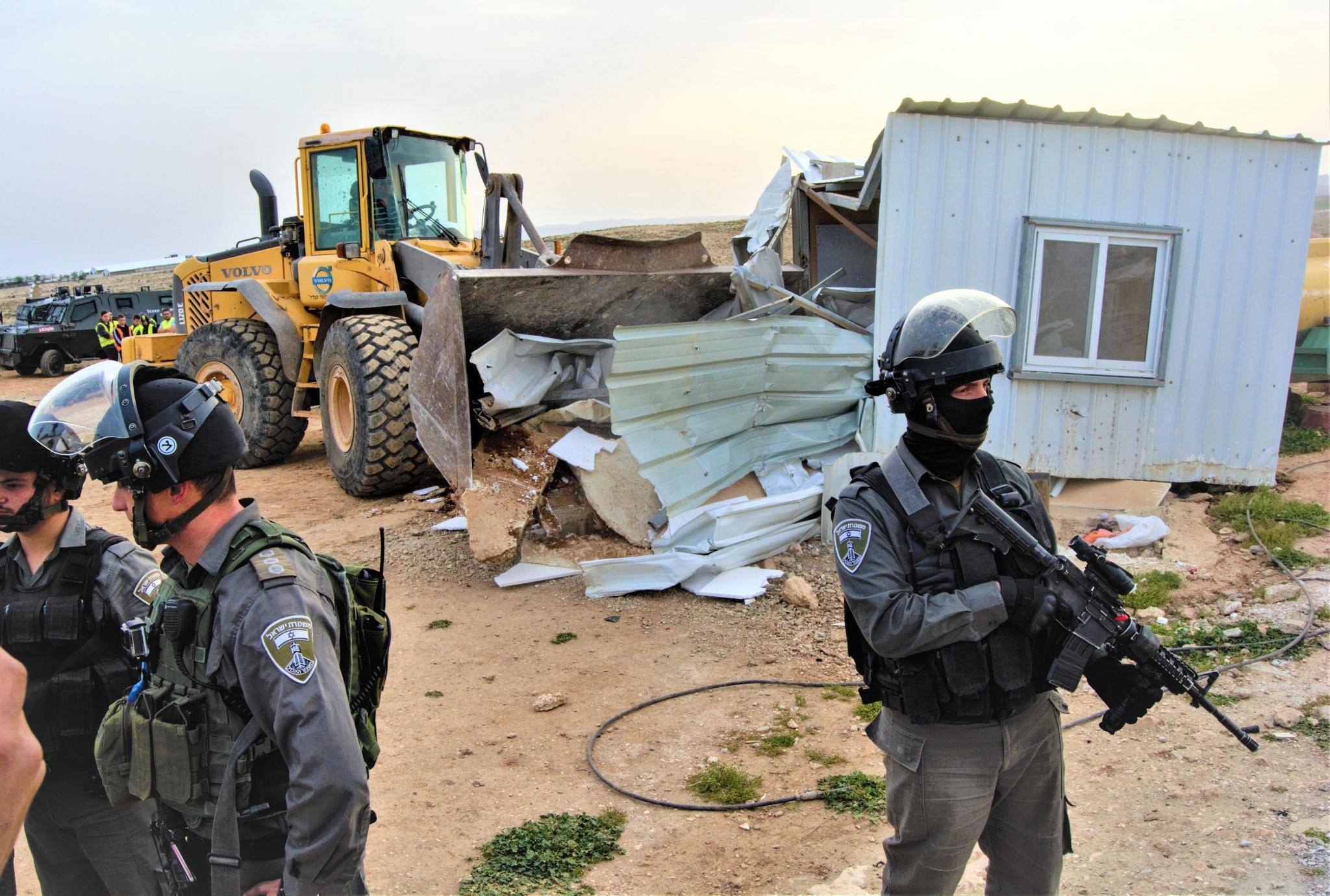 NGO Regavim – a so-called charity dedicated to demolishing