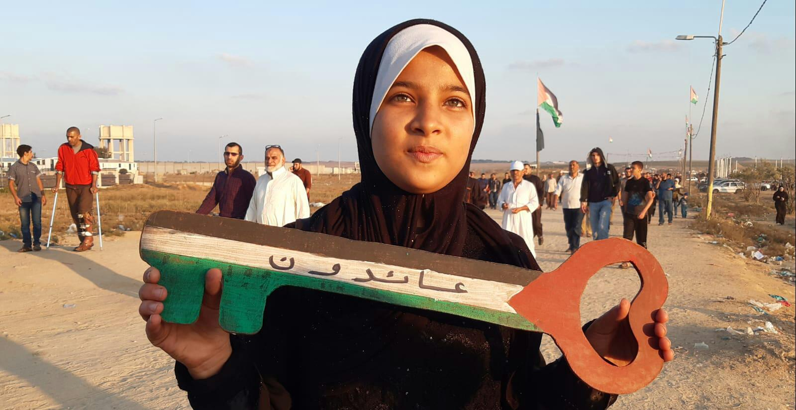 Mosques, churches, protests: Gaza on the Balfour Declaration's 102nd anniversary