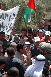 Army Demolishes Homes in Askar Refugee Camp ...