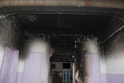 Cordoba School Fire 6th August 2007